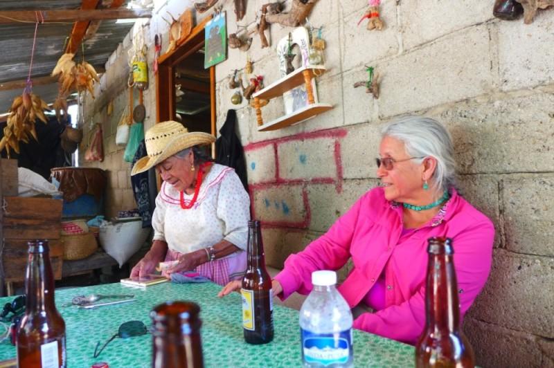 Rast in Santiago Apoala